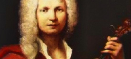 Vivaldi Gloria, portrait of Antonin Vivaldi