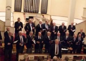 Cappella Cantorum Men's Chorus